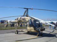 В Русия стартира руско-индийски проект за производство на хеликоптери