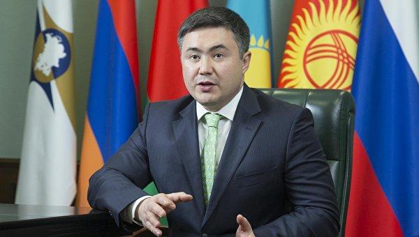 Министърът на икономиката на Казахстан Тимур Сулейменов