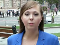 Задържаха руска журналистка в Киев