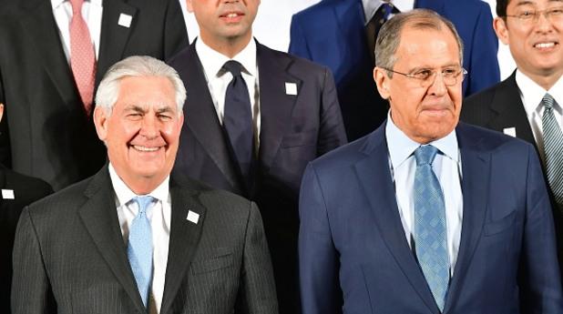 Сергей Лавров и Рекс Тилърсън се съгласиха да продължат да търсят сфери на сътрудничество между Русия и САЩ