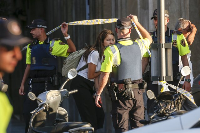 """Коммерсант"": Ислямска държава"" атакува Барселона"