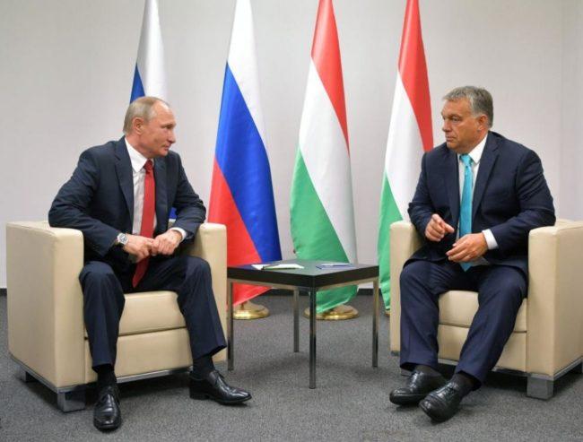 Русия ще финансира разширяването на атомна централа в Унгария