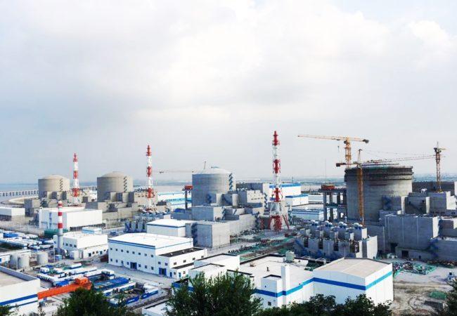 В Трети енергоблок на Тянванската АЕЦ започна зареждането с ядрено гориво