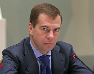 """Дмитрий Медведев нарече терористичния акт в Барселона """"чудовищно престъпление"""""""