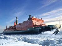Москва може да поръча още ядрени ледоразбивачи