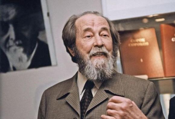 Александър Солженицин: Интелигент е този, чиято мисъл не е подражаваща
