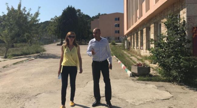 """Ангелкова: Успешно приключи почивката на децата от Русия в лагер """"Чавдар"""" в Обзор"""