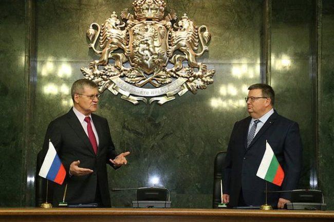 Главните прокурори на България и Русия ще подпишат програма за сътрудничество