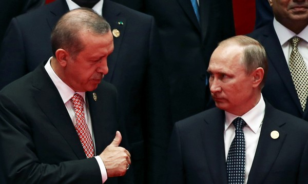 Президентите на Турция и Русия ще се срещнат на 28 септември