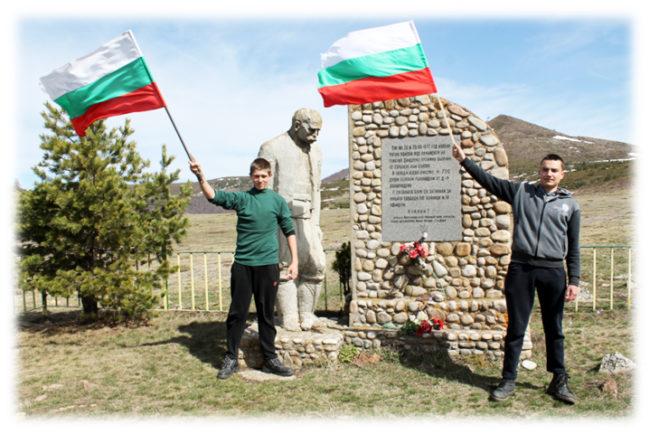 Ученици от Златица изработиха интерактивна карта на паметниците от Руско-турската война 1877-1878 г. в района