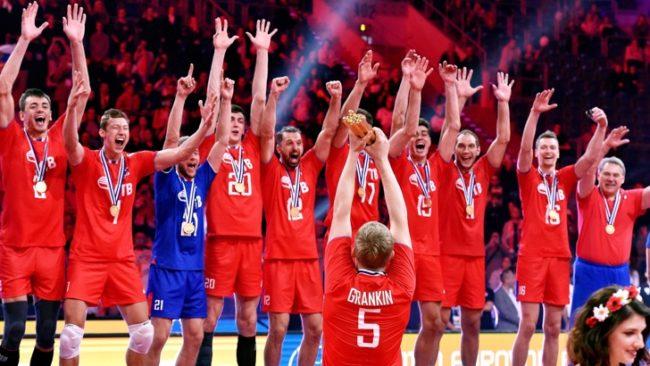 Русия надви Германия в тайбрек и триумфира с титлата на Евроволей