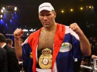 Световният шампион по бокс Николай Валуев в Свети Влас, заради игра