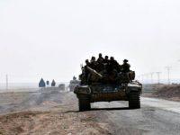 Правителството на Сирия контролира 85% от страната, обяви Русия