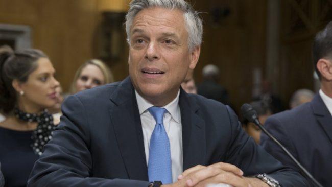 Сенатът на САЩ одобри Джон Хънтсман за нов посланик в Русия