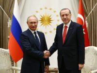 Путин и Ердоган се разбраха се по ключови въпроси