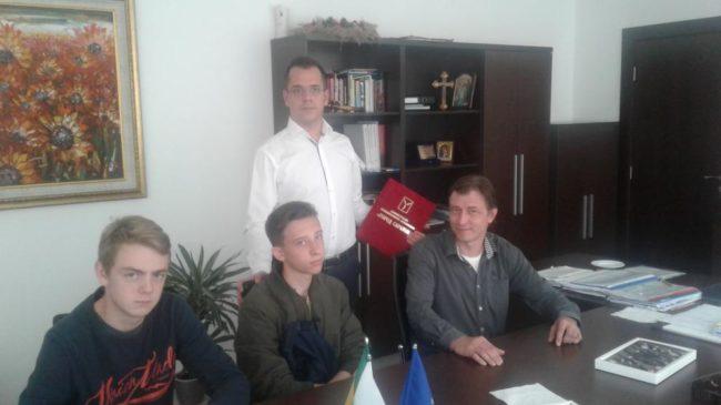Община Добрич получи поздравителен адрес от побратимения руски град Саратов