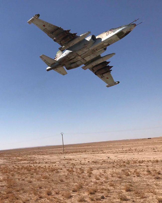 """ВКС на Русия унищожиха """"флота"""" на ИД на река Ефрат (ВИДЕО)"""