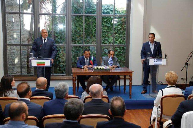 Ципрас: С България може да изиграем ролята на мост между ЕС и Русия