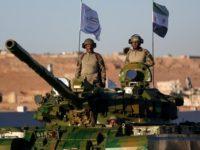 45 бунтовници загинаха при въздушни удари на руската авиация в Сирия