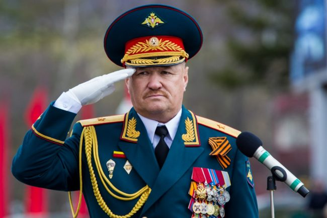 Руският генерал Валерий Асапов загина в Сирия
