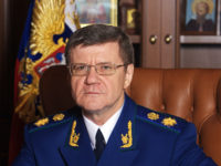 Юрий Чайка – Прокурорът на Русия