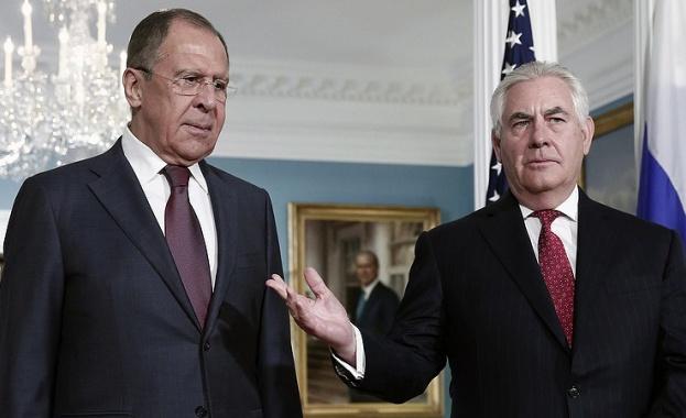 Лавров: Русия има интерес да подобрим отношенията си със САЩ