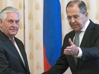 Започна срещата между Рекс Тилърсън и Сергей Лавров