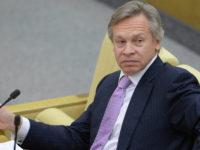 Пушков: Статутът на Крим няма да се измени, независимо от думите на Реджеп Тайип Ердоган