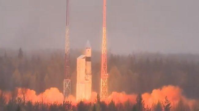 """Какво се случи днес точно в 09:27 часа на руския космодрум """"Плесецк"""