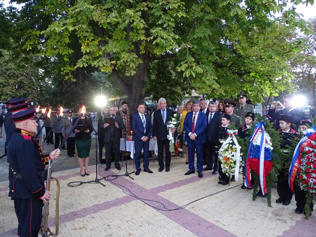 2017_10_11 Nova Zagora - memorial-otkrivane-s