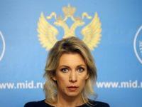 Говорителката на руското външно министерство Мария Захарова / БГНЕС, архив