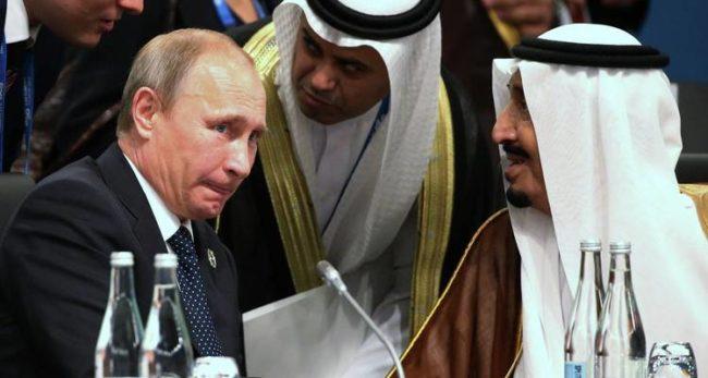Нова фаза в отношенията на Саудитска Арабия и Русия