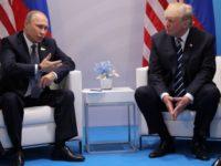 Владимир Путин и Доналд Тръмп. Снимка: архив, Reuters