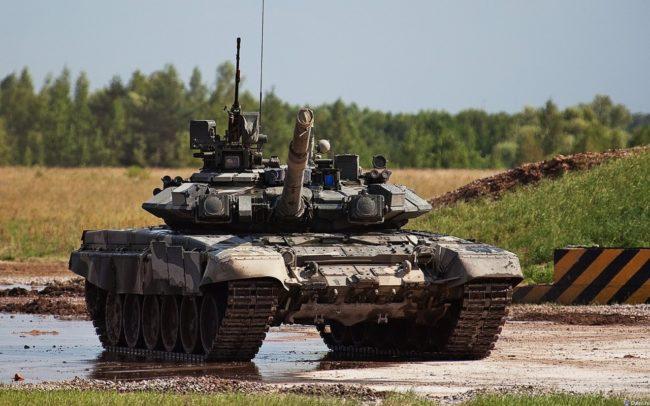 Русия ще доставя на танкове Т-90С на Виетнам