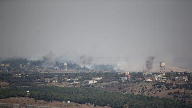 Обстреляха руското посолство в Дамаск с миномет