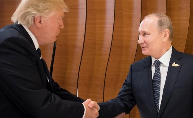 Путин: Русия е готова да обърне нова страница в отношенията със САЩ
