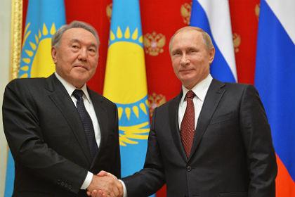 Владимир Путин ще вземе участие в срещата относно сътрудничеството между Русия и Казахстан
