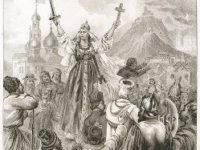 Руско-турската война в руски литографии