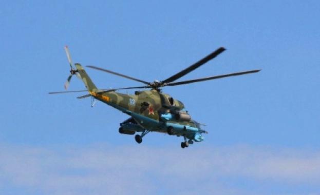 Русия ще достави на Индия хеликоптери тип Ми-171А2
