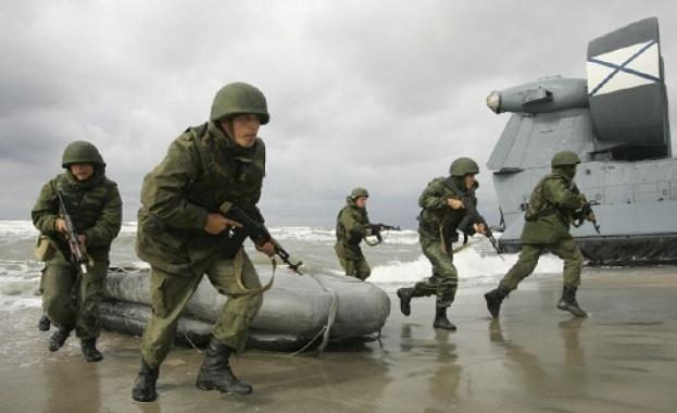 В Русия отбелязват 312-та годишнина от създаването на морската пехота
