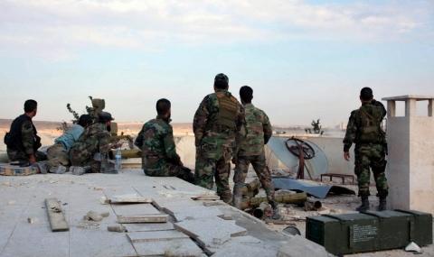 """Русия се надява до """"един или два месеца"""" Сирия да бъде изчистена от силите на """"Ислямска държава"""""""