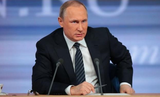 Путин подписа указ за промяна на броя на въоръжените сили на Русия