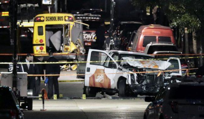 Руските власти предложиха помощ на САЩ в разследването на атаката в Манхатън