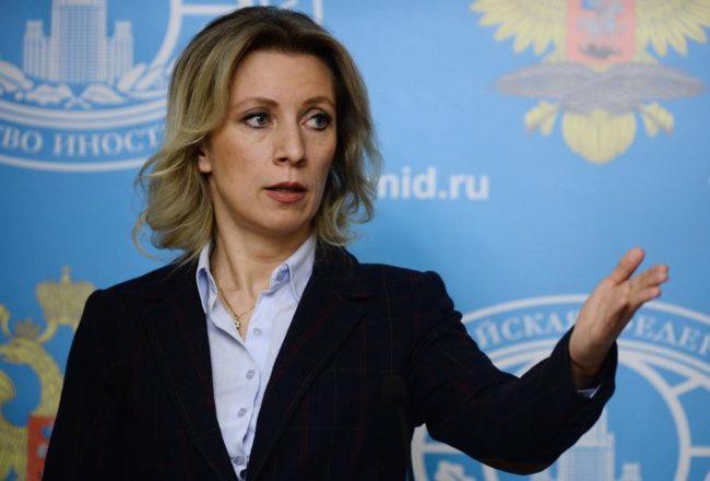 Захарова: Разговорът за боядисания паметник в София беше с изместен фокус
