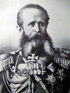 Из спомени за легендарния пълководец генерал Гурко