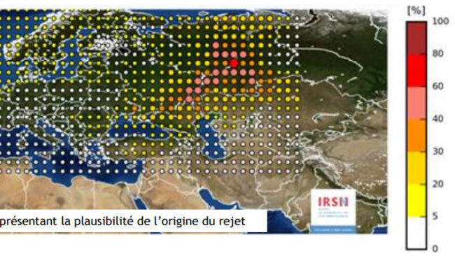 В Русия има повишено ниво на радиоактивност!