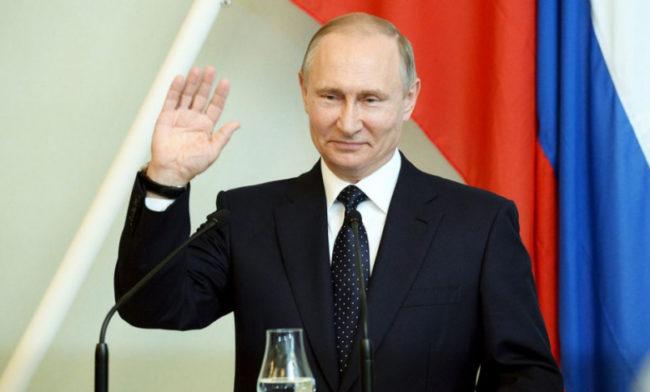 Путин с изненадващо изказване след удара по Русия преди Олимпиадата