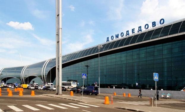 """Мъж заплаши да взриви летище """"Домодедово"""""""