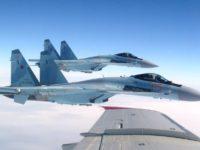 Министерството на отбраната на Русия: Американски изтребител пречеше на руските в небето над Сирия