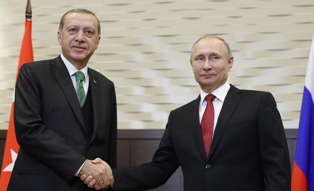 Путин заминава за Турция за среща с Ердоган на 11 декември